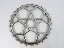 """Williams Chainring Skiptooth 5 Pin 1952 Pista 25T  3/16"""" Vintage Track Bicycle"""