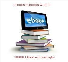 3 Million  PLR ebooks and Articles |with Master Resell Right | PDF