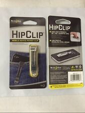 HIP CLIP STICK ON POCKET CLIP Add a clip to your Multi Tool EDC Leatherman Wave