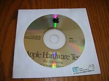 "APPLE MAC HARDWARE TEST CD (AHT) FOR iMAC 17"" iMAC eMAC VERSION 1.2 691-3317-A"