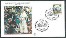 1989 VATICANO VIAGGI DEL PAPA VIA CRUCIS ROMA COLOSSEO - SV2