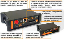 Tecnologia RACE DL1 CLUB Logger di Dati (dash2, PILA, AIM) assistenza tecnica 365day