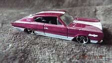 MATCHBOX  MADE IN MALAYSIA 67 DODGE CHARGER,