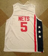 Vintage World Sports Nj Nets Basketball Jersey Champion Size L Jason Kidd