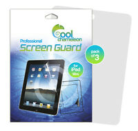 Ultra Clear LCD 3 Pack Screen Protector Guard Shield for New Apple iPad Mini 3 2