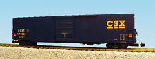 USA Trains G Scale 60 Ft Single/Double Door Box Car R19407A/B C S X