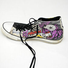 TWO FACE Batman Converse RIGHT FOOT Shoe Amputee Single Foot Size 13 DC Com