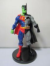 DC COMICS DIRECT Composite BATMAN SUPERMAN Public Enemies ACTION FIGURE D50