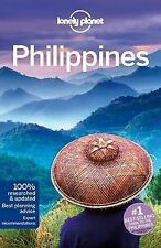 Philippines Lonely Planet Travel Guide Book - 2015    NEW