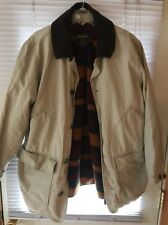 Woolrich Men's Medium Coat Jacket With Removable Lining
