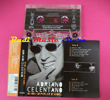 MC ADRIANO CELENTANO Io non so parlar d'amore 1999 holland CLAN no cd lp dvd vhs