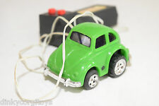 RADIO CONTROL R/C VW VOLKSWAGEN BEETLE KAFER GREEN EXCELLENT CONDITION
