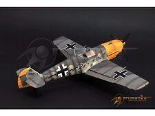 MERIT 60025 Messerschmitt Bf109 Fertigmodell in 1:18 RIESIG!!!