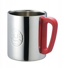 double stainless steel mug 300 170A5023 Red Coleman