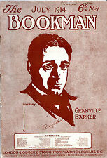 "THE JULY 1914 ISSUE OF ""THE BOOKMAN"" WITH LANDSEER PORTRAIT OF SIR WALTER SCOTT"