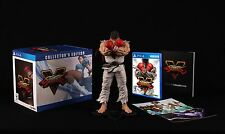 NEW Street Fighter V 5 Collector's Edition Artbook DLC Ryu Figure PlayStation 4