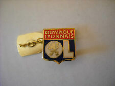 a4 OLYMPIQUE LYONNAIS FC lyon club spilla football calcio pins francia france