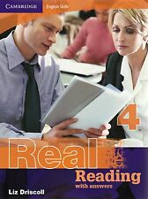 Cambridge English Skills REAL READING 4 with Answer Key by Liz Driscoll @NEW@