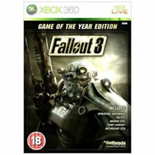 Fallout 3 Game of the Year Edition Microsoft Xbox 360 New