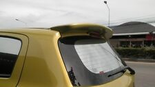 REAR SPOILER PAINTED FOR MITSUBISHI MIRAGE 2012 - 2015