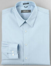 New KENNETH COLE Slim Fit Non-Iron Wrinkle-Free Dress Shirt, nwt, 17.5 32/33