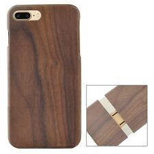 Iphone 7 Plus Case aus ECHT Walnuss Holz REAL Walnut Wood Schutzhülle Cover