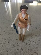 VINTAGE STAR WARS FIGURE PRINCESS LEIA HOTH 1980 HONG KONG CARRIE FISHER