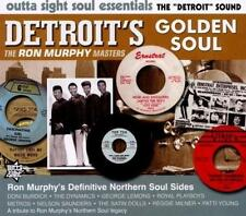 DETROIT'S GOLDEN SOUL Various Artists NEW NORTHERN SOUL CD (OUTTA SIGHT) R&B