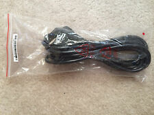 8'  European  Power Cord For Computers. IEC320 C13 to CEE7 VII