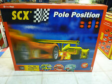 POLE POSITION LeMans LMC & Cadillac Northstar Car SCX TECNITOYS Scalextric 80470