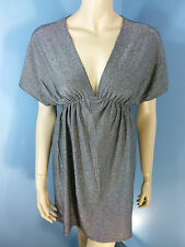 Velvet Torch Anthropologie Cap Sleeve Stretchy Woman Top Blouse Size S
