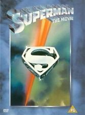 SUPERMAN THE MOVIE SPECIAL EDITION CHRISTOPHER REEVE WARNER KEEP CASE DVD EXCEL
