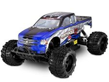 1:5 Scale Rampage XT RC Truck Gas With 2.4GHz Remote Control Blue Body New