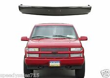 Front Paintable Smoothie Bumper For 1988-1998 Chevrolet/GMC Trucks New Free Ship