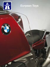 "Upper wind deflector - SHORT - clear - BMW K1600GT | K1600GTL ""SP8011T"""