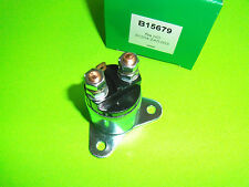 NEW BBT SOLENOID SWITCH FITS HONDA RIDERS GENERATORS 31204-ZA0-003 15679