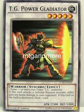 Yu-Gi-Oh - 1x T.G. Power Gladiator - LC5D - Legendary Collection 5