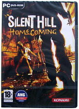 Silent Hill: Homecoming - PC DVD Game - New & Sealed
