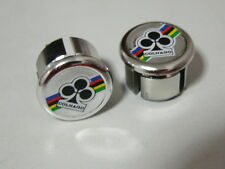 couple new NOS-ORIGINAL-COLNAGO Handlebar End Plugs,Bar End Caps, endcaps