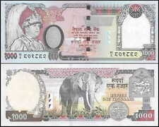 Nepal 1000 Rupees ND(2002) P51a UNC (sign 15)