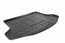Kia Sportage 2010-2015 Tailored Waterproof Boot Liner Tray Trunk Floor Mat Cover