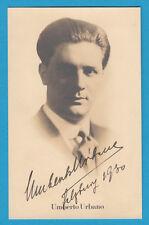 Umberto urbano-ópera/Música clásica de 1930 - # 10989