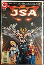 JSA (Vol 1) #47 VF+ 1 º Dibujo DC Comics