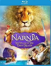 The Chronicles of Narnia The Voyage of the Dawn Treader (Blu-ray Disc, 2015) NEW