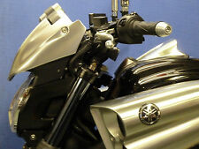 Yamaha V-Max 1700 'Star-Max' Headlight Cowl in Lustre Polished Aluminium © '10