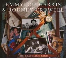 EMMYLOU HARRIS AND RODNEY CROWELL-THE TRAVELING KIND    - CD NEUWARE
