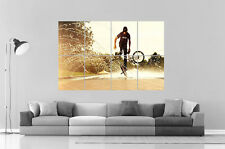 Freestyle BMX Tricks 02 Poster Grand format A0 Large Print