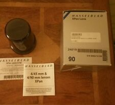 Hasselblad Xpan 90mm f/4 Lens - Fully Boxed & Clean Example -