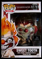 TWISTED METAL Sweet Tooth - Limited Edition - Vinyl Figur - Funko Pop!