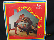 Mayfair All Star Orchestra - Frat House Party - Golden Tone Records
